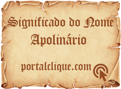 Significado do Nome Apolinário