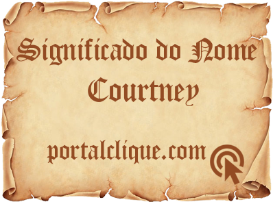 Significado do Nome Courtney