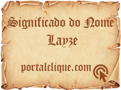 Significado de Layze