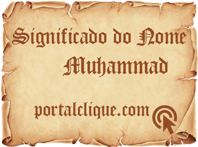 Significado do Nome Muhammad