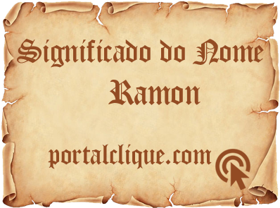 Significado do Nome Ramon