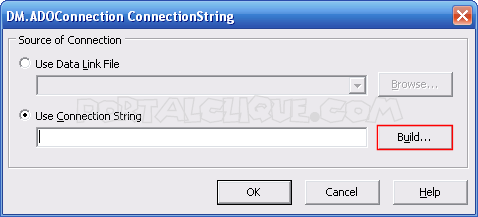ADOConnection-String