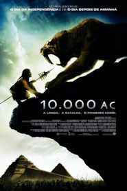 Photo of 10.000 A.C. | Sinopse – Trailer – Elenco