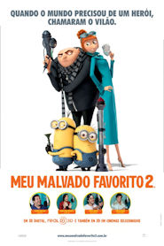 Photo of Meu Malvado Favorito 2 | Filme
