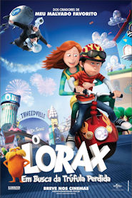 Photo of O Lorax: Em Busca da Trúfula | Filme