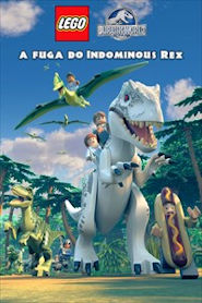 Foto de LEGO Jurassic World: A Fuga do Indominous Rex | Filme