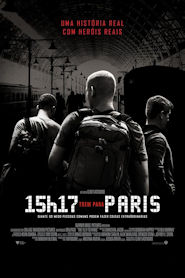 Photo of 15h17 Trem Para Paris | Filme