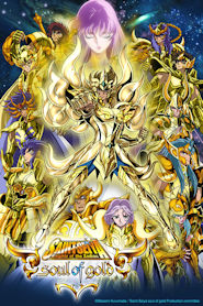 Photo of Saint Seiya: Soul of Gold | Anime