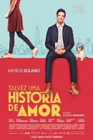 Photo of Talvez Uma História de Amor | Sinopse – Trailer – Elenco