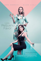 Photo of Um Pequeno Favor | Sinopse – Trailer – Elenco