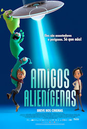 Photo of Amigos Alienígenas | Filme