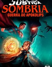 Photo of Liga da Justiça Sombria: Guerra de Apokolips | Filme